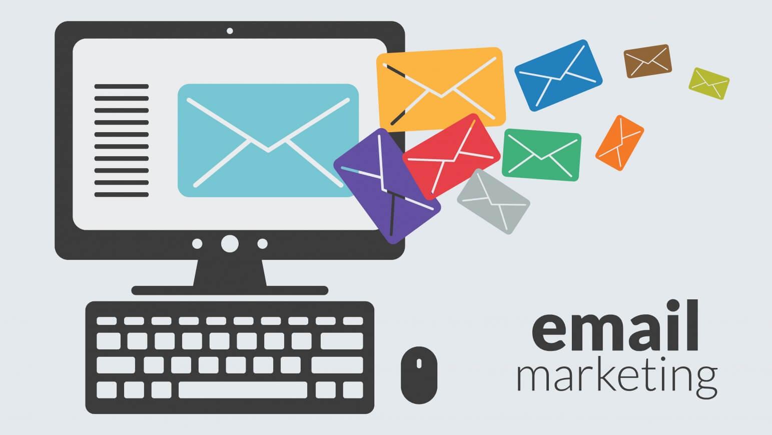 email la mot cong cu marketing dac luc