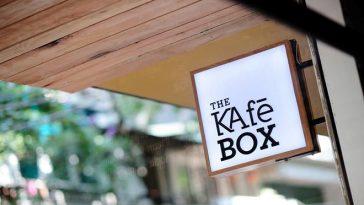 the kafe box 19